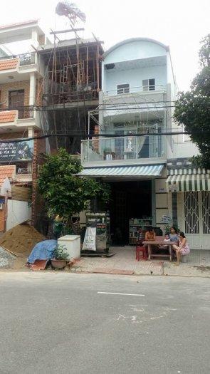Bán Nhà MT đường 1A, P.Bình Trị Đông B , Q.Bình Tân,