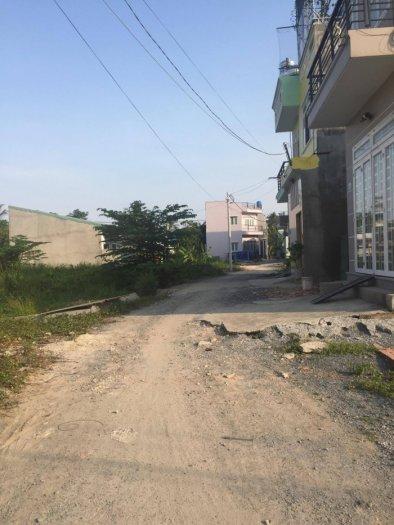 Bán đất tại đường Thạnh Xuân Q12. DT: 80m2. Giá 1.23 tỷ SHR.