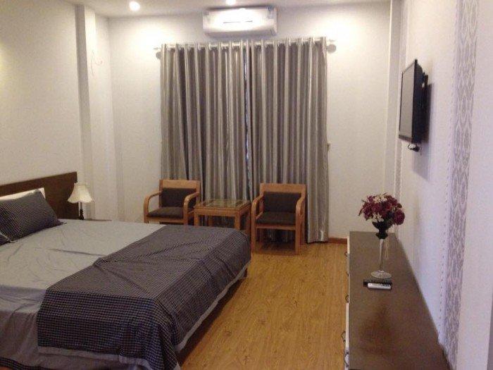 Bán nhà Ngõ Hòa Bình 7, quận Hai Bà Trưng, DT 41m2, nhà mới đẹp.