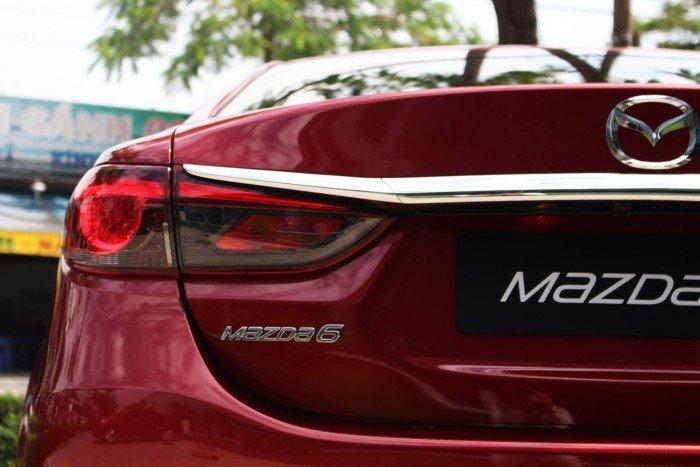 Mazda 6 Facelift 2018 ưu đãi tốt tại TP.HCM 6
