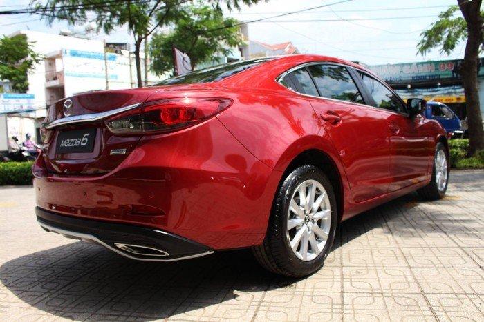 Mazda 6 Facelift 2018 ưu đãi tốt tại TP.HCM 4