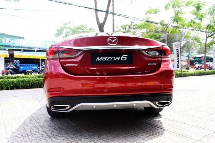 Mazda 6 Facelift 2018 ưu đãi tốt tại TP.HCM 5