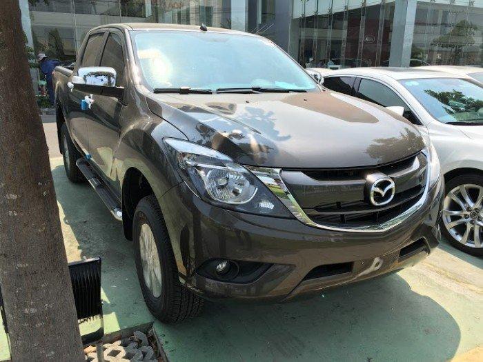 Mazda BT-50 sản xuất năm 2017 Số tay (số sàn) Dầu diesel