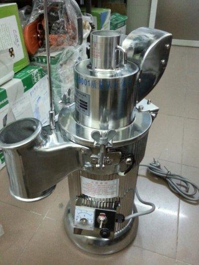 Cung cấp máy xay thuốc bắc dạng búa, máy nghiền tam thất DF15 (15kg/giờ) giá rẻ.2