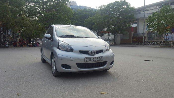 Toyota Aygo sản xuất năm 2011 Số tự động Động cơ Xăng