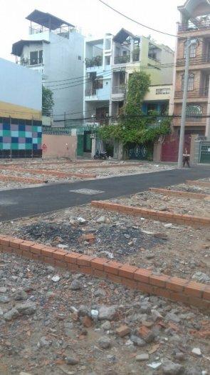 Đất ngay chợ Phạm Văn Hai, P2, Tân Bình, DT 40m2.