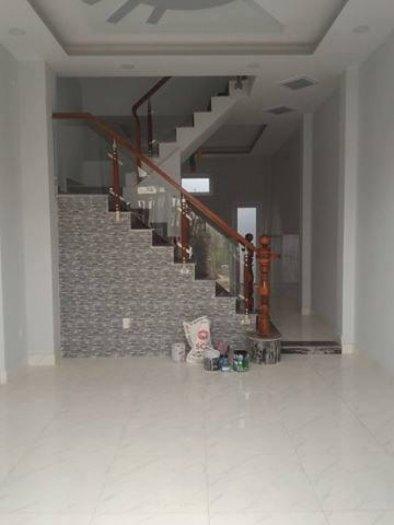 Bán Nhà Đường Lê Văn Lương, Nhà Bè Gần Cầu Ông Bốn Giá 950tr