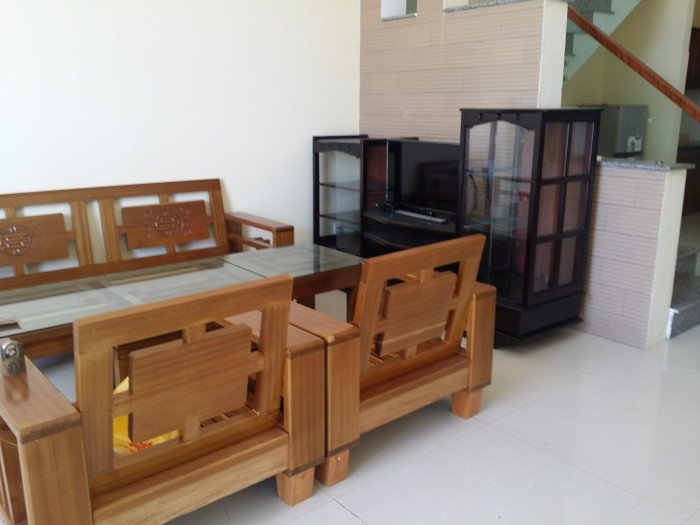 Cho thuê nhà nguyên căn đường Đỗ Bá, 3 phòng ngủ, đầy đủ nội thất, 16Tr/tháng