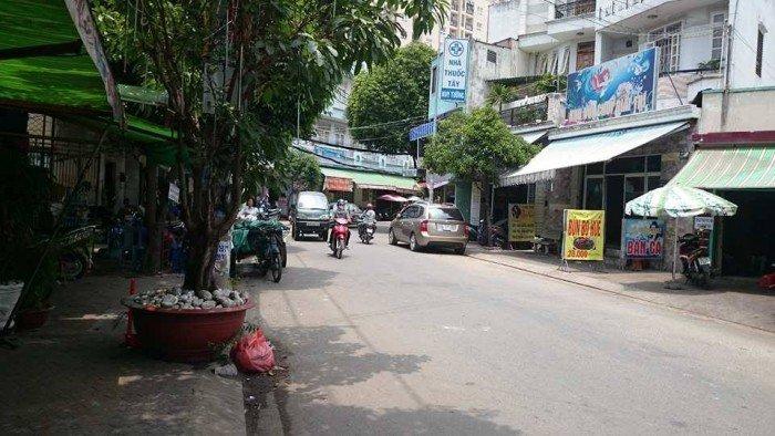 Bán nhà MT Cống Lở, p.15, Tân Bình 5,5x18, 3 tầng, 5,950 tỷ, gần Phan Huy Ích