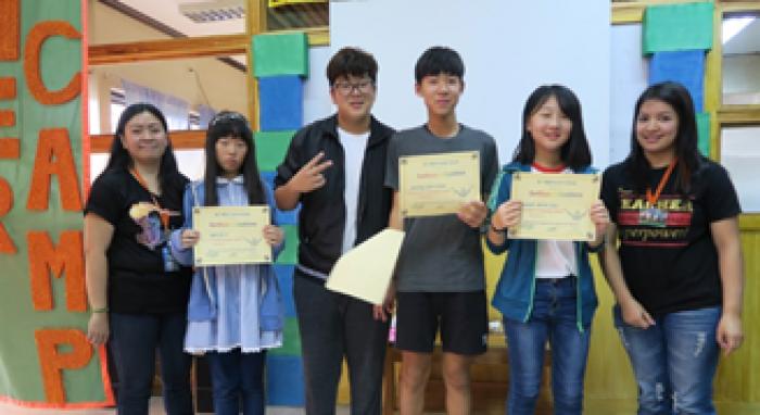 Trại hè Tiếng Anh 2017 Tại Trung tâm Help English