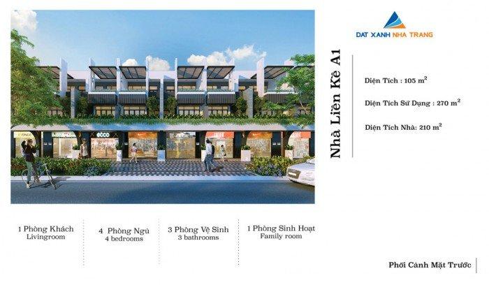 Đất nền khu đô thị du lịch Hoàng Long Nha Trang