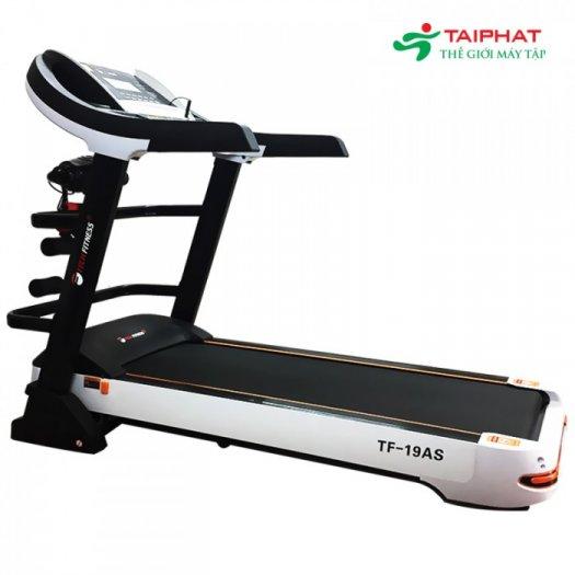 Máy chạy bộ điện đa năng tech fitness tf-19as0