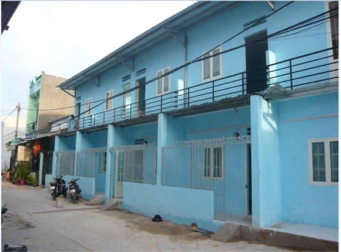 Nhà 2 mặt tiền TX22,mặt bằng nhỏ KD và 5 phòng trọ,DT: 5X23M