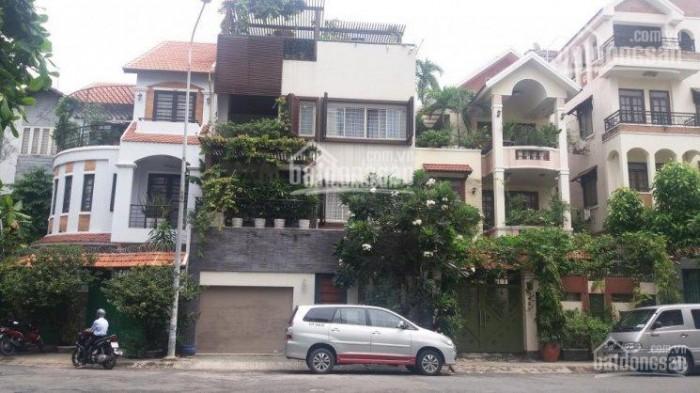 Bán gấp villa tuyệt đẹp khu cư xá Nguyễn Trung Trực quận 10, DT 7x18m - Trệt 3 lầu - 16 tỷ
