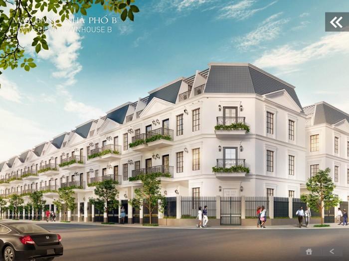Xuất cảnh bán nhà mặt tiền Nguyễn Trọng Tuyển 7x20m, Trệt 4 lầu, giá 22.5 tỷ