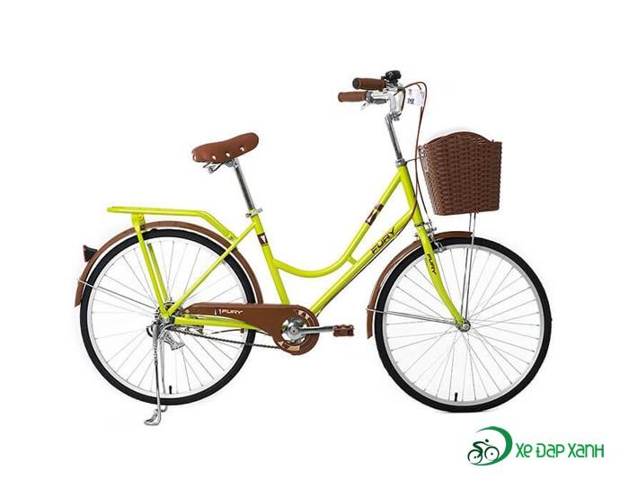 Fury BH602 xe đạp cho phái nữ sành điệu