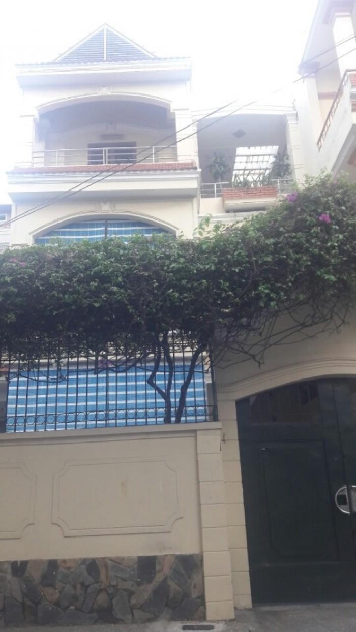Nhà đường Nguyễn Minh Hoàng khu k300, quậnTân Bình