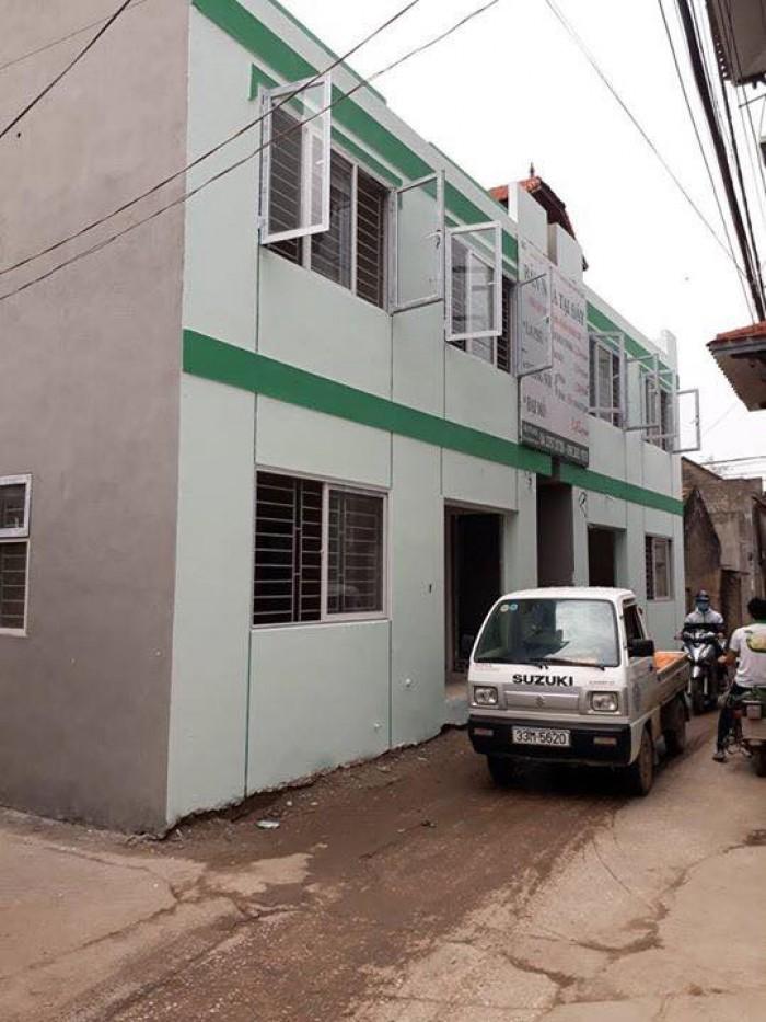 Bán nhà mới xây 3 tầng ô tô đỗ cửa tiện buôn bán