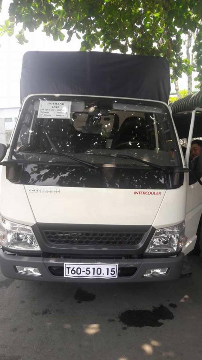 Hyundai IZ49 sản xuất năm 2017 Số tay (số sàn) Xe tải động cơ Dầu diesel
