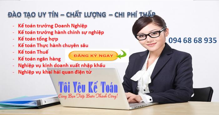 Đào tạo chứng chỉ kế toán trưởng cấp tốc tại Nha Trang