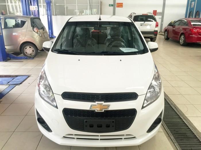 Chevrolet Spark DuO, xe gia đình nhỏ gọn. Hỗ trợ vay 90% giá trị xe, lãi xuất thấp.