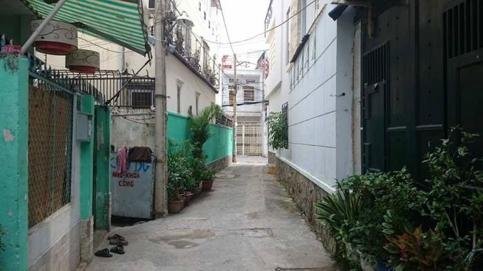 Bán nhà HXH sô 1 Sơn Kỳ, Quận Tân Phú, 4,5x18m, 3 tầng, giá 3,880tỷ