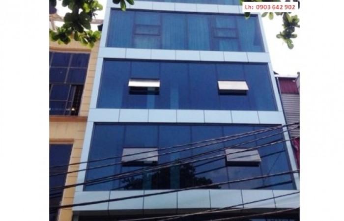 Bán tòa nhà vp mt phó đức chính, p. Nguyễn thái bình, q.1 dt: 4.5x18m, trệt + 6lầu + tm. Giá: 36 tỷ