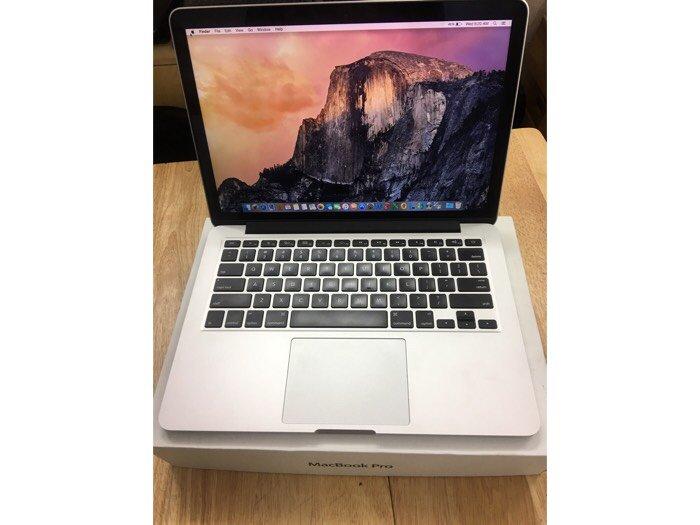 Macbook pro retina 13inch MGX72 fullbox1