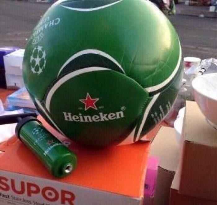 Banh da Uefa Champions League Chính Hãng Heineken