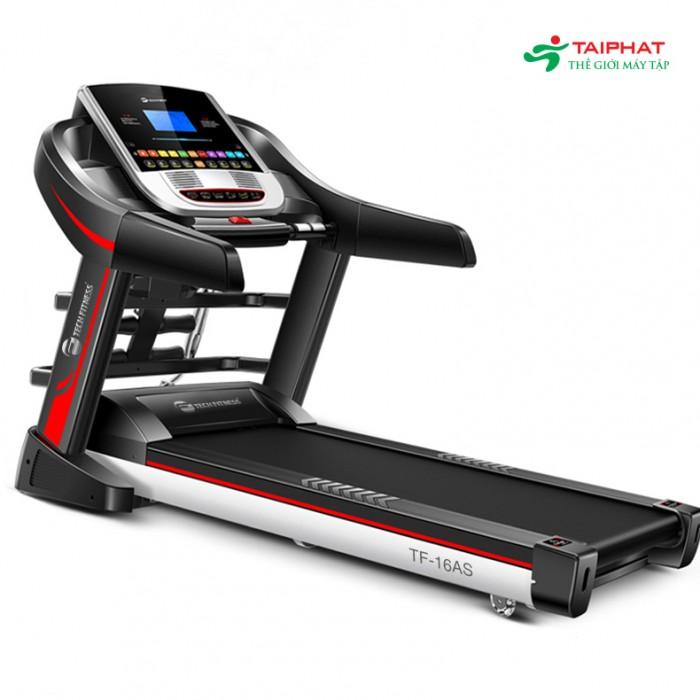 Máy chạy bộ điện đa năng tech fitness tf-16as0