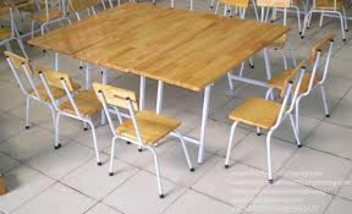 Bàn ghế mầm non chất lượng cao10