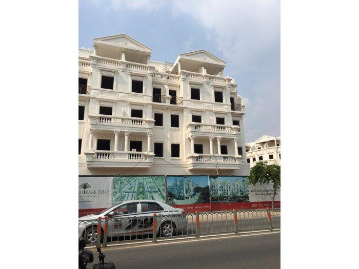 Nhà phố thuộc dự án CityLand,Phan Văn Trị - Nguyễn Văn Lượng, dt 5x20, giá 7 tỷ