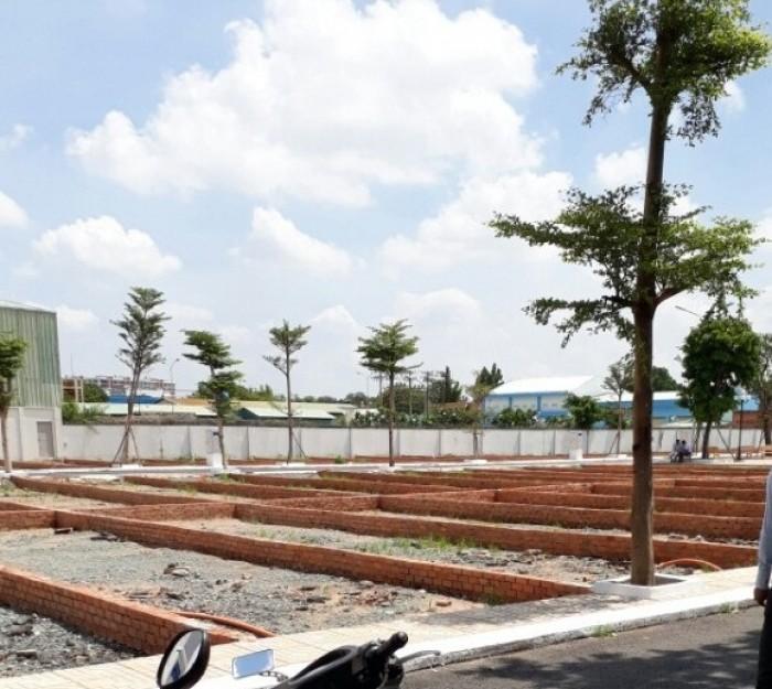 Đất thổ cư chính chủ 4x16m, đường Nguyễn Hữu Tiến, Q.TP, tphcm