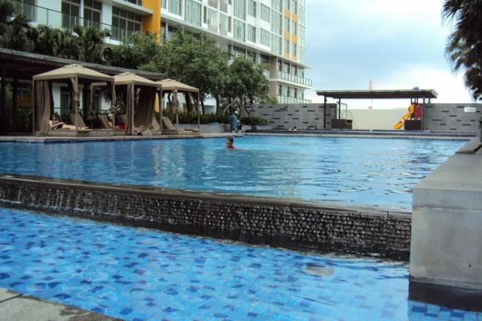 Cần bán gấp The Vista view hồ bơi, dt 135m, 3pn để lại toàn bộ nội thất, giá bán 4.6 tỷ
