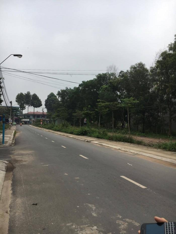 Đất Mặt Tiền  QL 51B thị trấn LOng Thành 10x38m