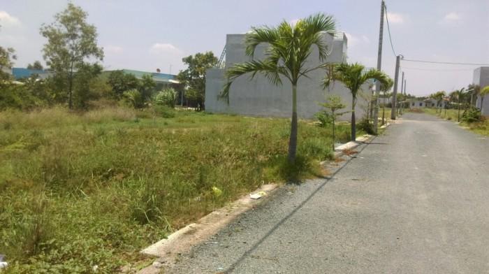 Đất nền KDC mới ngay sau chợ Bình Chánh, 360tr/n, SHR, gần KCN, tiện ở xây trọ