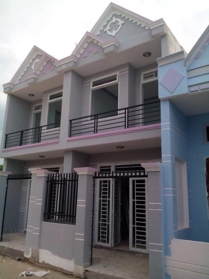 Nhà mới xây chính chủ 5×16 3PN QL50 tân kim sổ hồng riêng