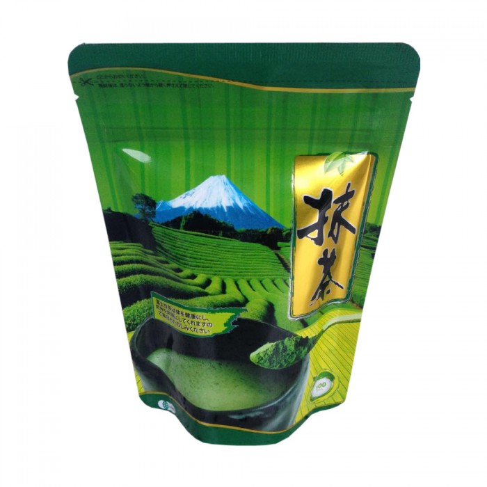 Bột trà xanh matcha Nhật Bản0