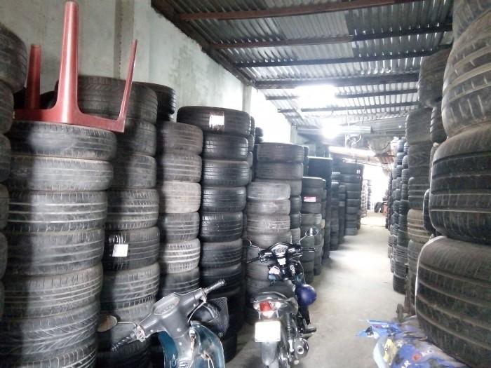 Chuyên cung cấp mua bán lốp xe ôtô cũ đã qua sử dụng(lốp lướt)số lượng lớn đi các tỉnh