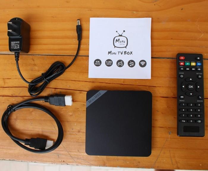 Android TV Box Mini M8S II S905X 2GB/8GB - Free ship toàn quốc, thanh toán COD6