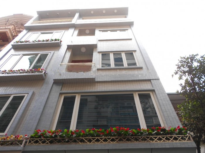 Bán nhà mặt phố Định Công, dt 60m - lô góc - mặt tiền khủng - giá sốc 6.5 tỷ.