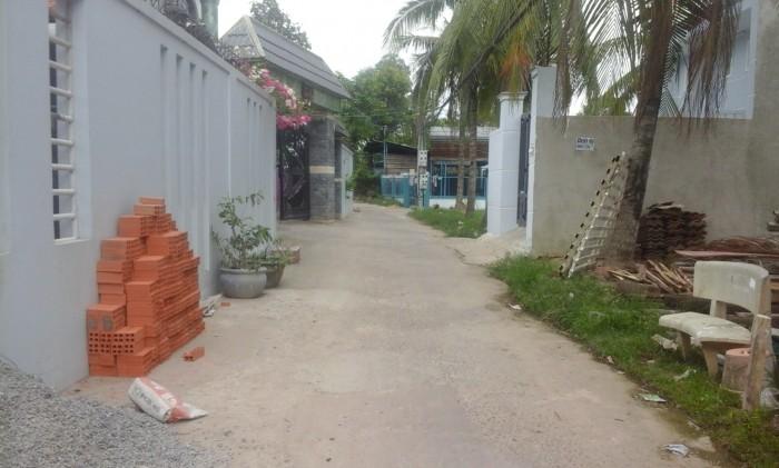 Bán nhanh lô đất đường An Thạnh 02, gần đường CMT8, gần ngã tư Phú Văn