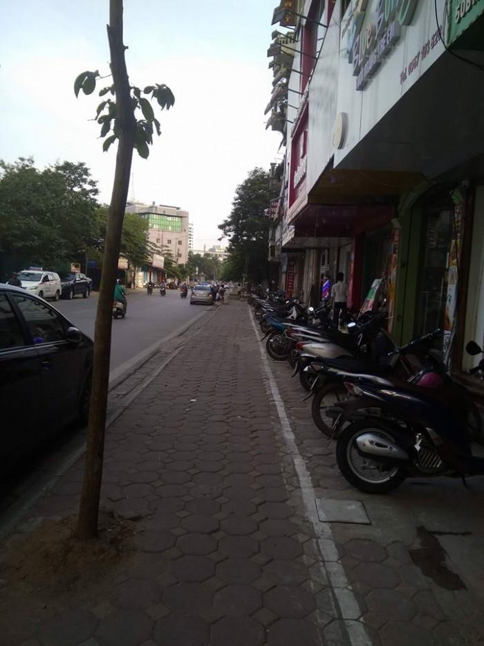 HOT Bán đất MP Ngọc Khánh KD Siêu Đỉnh 40m, MT 4m, 18 tỷ