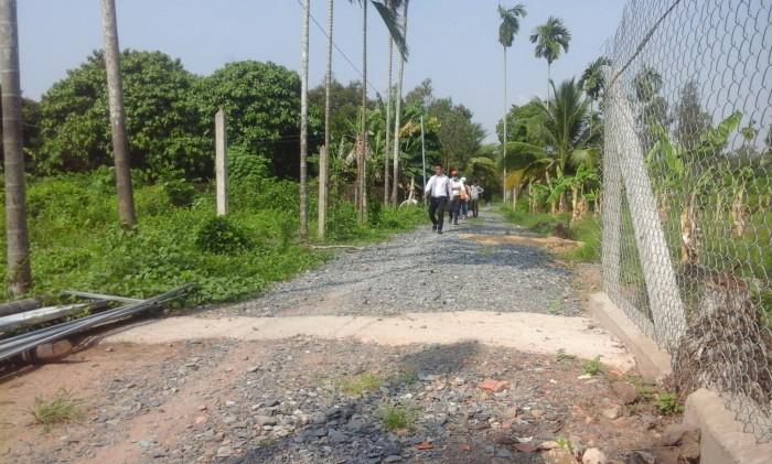 Bán nhanh lô đất đường An Thạnh 10, đối diện KS.Kim Dung, gần Cầu Trắng