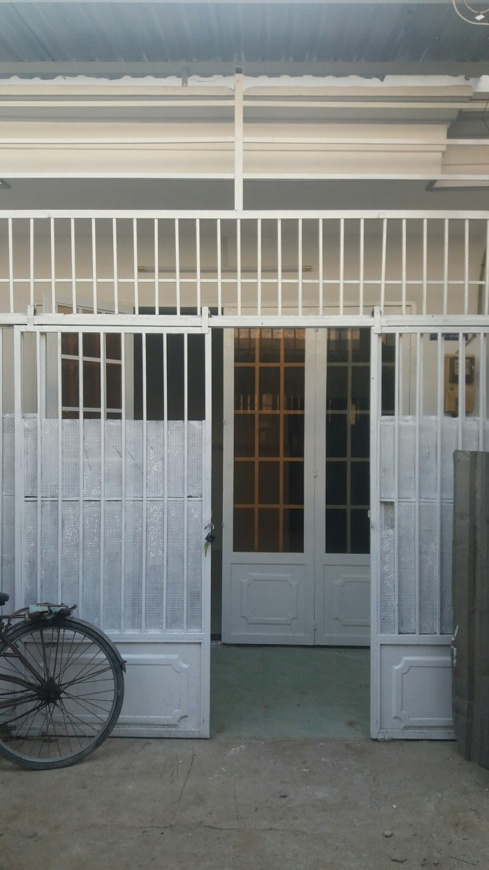 Cần bán nhà đường liên ấp 2 6 Xã Vĩnh Lộc A .Huyện BC - DT : 4x12.5m