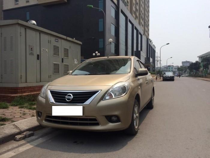 Nissan Sunny sản xuất năm 2013 Số tay (số sàn) Động cơ Xăng