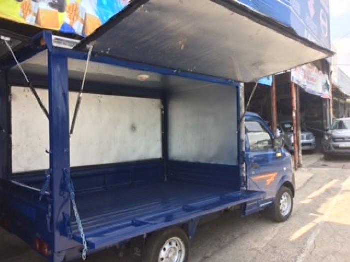 Xe tải DongBen thùng cánh dơi 810 kg