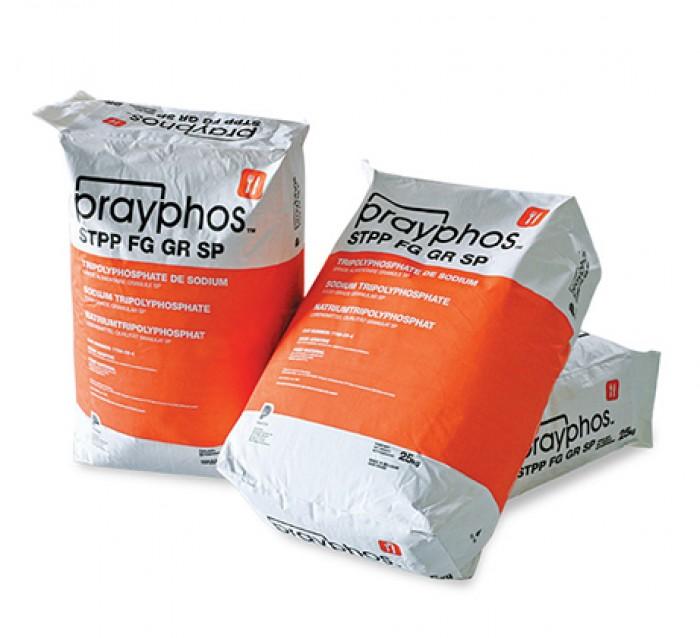 Sodium Tripolyphosphate (Pray on Bỉ) - 25kg/bao2