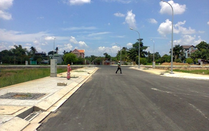Đất nền khu dân cư Hưng Phát center,đối diện khu CN Cầu Tràm, 325tr/nền