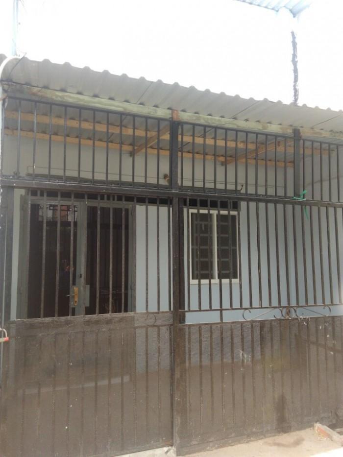 Bán Nhà DT 40m2 (4x10), ngay chợ Thới Tứ Hóc Môn